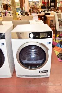Dryer Aeg 9000 Series Wifi 8 Kg,10 Lingue,touch New,warranty 1a