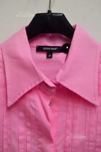 Shirt Woman Denny Roses Size M Pink