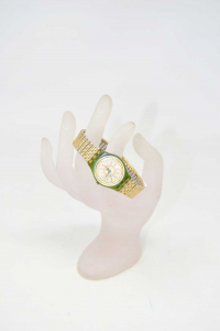 Orologio Swatch Con Cinturino Acciaio