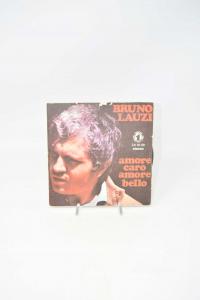 Disc Vinyl 45 Turns Dark Lauzi