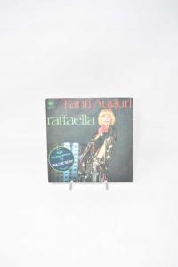 Disc Vinyl 45 Turns Many Wishes Raffaella