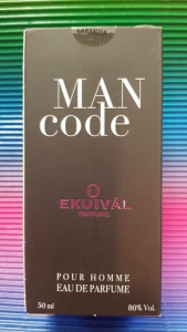PROFUMO MAN CODE - UOMO 50 ML