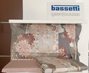 COMPLETO COPRIPIUMINO BASSETTI GRANFOULARD MADAMA BUTTERFLY