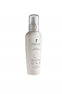 Finesse, Allume di potassio deo spray Uomo 125 ml