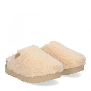UGG Fuzz Sugar Slide natural