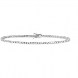 Bracciale tennis Gioielli Comete in argento 925 con zirconi bianchi BRA175 M17