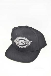 Cap Dickies Black New