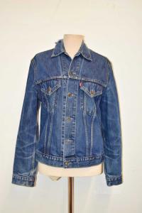 Giacca Uomo Levi's In Jeans Tg.L