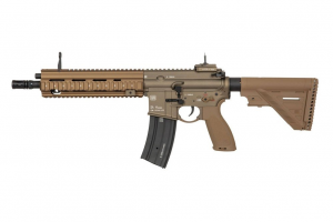 Fucile elettrico SA-H11 ONE carbine replica TAN