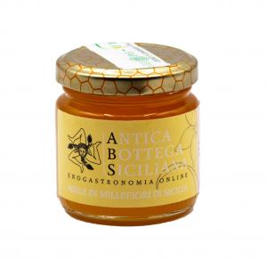 Miele millefiori di Sicilia 125 grammi