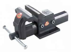 Morsa da banco parallela in acciaio forgiato modello RAPTOR Ariex 104/100-2