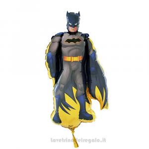 Palloncino Foil Batman Compleanno bimbo 35 cm - Party allestimento