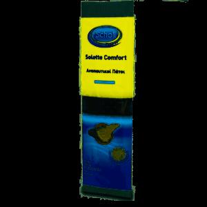 SCHOLL Solette Comfort in lattice traspirante unica misura
