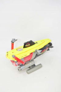 Sottomarino Playmobil Con 3 Sub (mancano Due Pezzi)