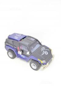 Playmobil 4878 ROBO GANGSTER TRUCK Con Razzo