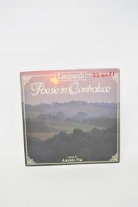 Vinyl 45 Turns Poeasie In Controluce