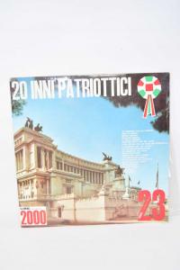 Vinyl 33 Turns 20 Years Inni Patriottici