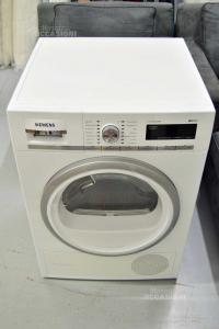 Asciugatrice Siemens Modello WT47W591 9kg A++ Lingua Tedesca NUOVA + Garanzia