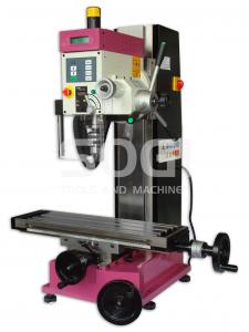 Fresatrice SOGI S3-70D Fresa per metallo da banco digitale per maschiatura motore Brushless
