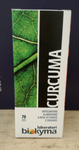 Curcuma - processo digestivo