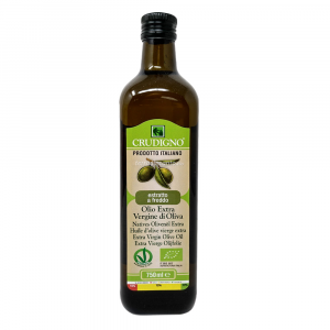 Olio extravergine di oliva Crudigno