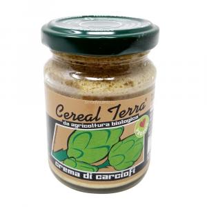 Crema di carciofi 120 gr Cereal terra
