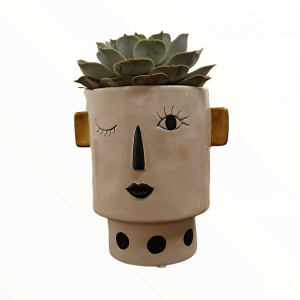 JASMINE Vaso ceramica