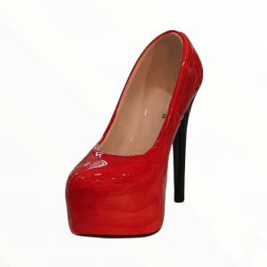 Scarpa 《tacco15》rossa