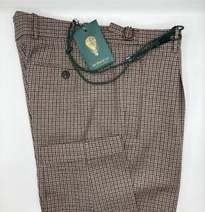 Pantalone Berwich, mod. Retro