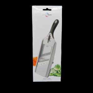 Kuchenprofi affetta verdure julienne e taglio regolabile