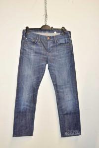Jeans Donna Polo Ralph Lauren Tg 30/34 Mod. Avery