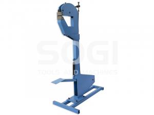 Shrinker e Strecher SOGI SK-200 macchina per la formatura dei metalli