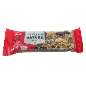 Barretta ai cranberries Taste of nature