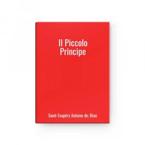 Il Piccolo Principe | Saint-Exupéry Antoine de; Bian
