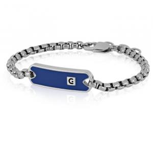 Goyatè - Bracciale Ollie BANG BLUE