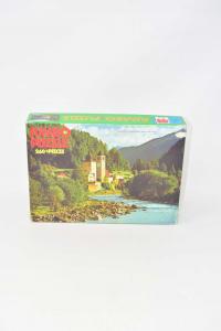 Puzzle Vintage Jumbo 260 Pezzi Raffigurante Lavo Svizzero
