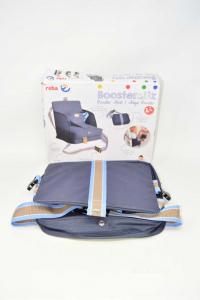 Sitting Rialzo Children Gonfiabile To Travel Blue Dark Roba Butx15 Kg