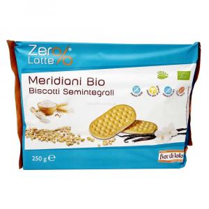 Meridiani - biscotti semintegrali Zer%latte