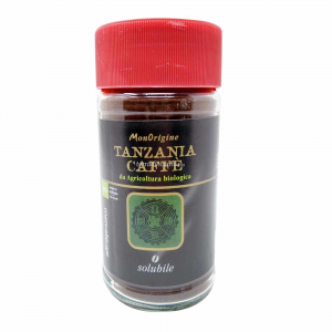 Caffè solubile tanzania Altromercato