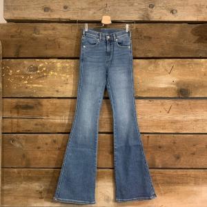 Jeans Dr. Denim Macy Donna Super Skinny Flared L32