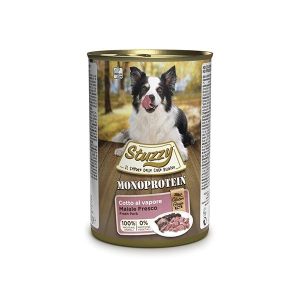 STUZZY DOG MONOPROTEIN PATE' MAIALE 400 GR