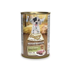 STUZZY DOG MONOPROTEIN PATE' VITELLO PUPPY 400 GR