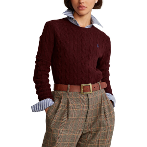 Maglione trecce donna Polo Ralph Lauren ART.525764
