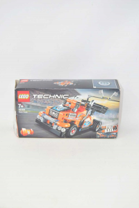 Gioco Lego Tecnic Race Truck 42104 Camion Da Gara Completo