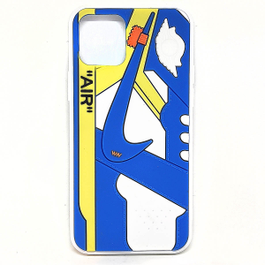 Cover AJ1 Chicago blu per iphone 11, 11 pro, 11 pro max | Blacksheep Store