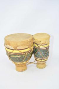 Drum Double New H 15 Cm