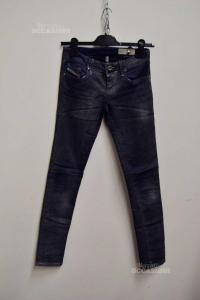 Jeans Baby Girl Diesel 11a Gruupen Super Slim Skinny
