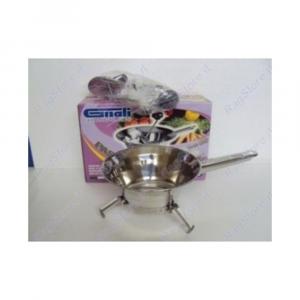 Passa Verdura 24 cm In Acciaio Inox Con Manico Manopola Con 3 Dischi Facile Da Utilizzare Casa Utensili Da Cucina
