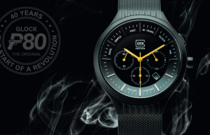 Glock orologio chrono set - 40 anniversary