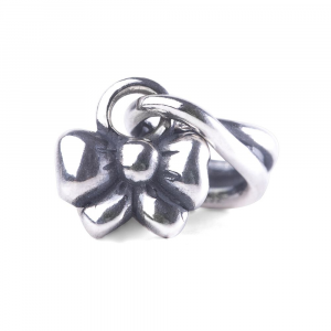 Trollbeads beads, Pendente Fiocco